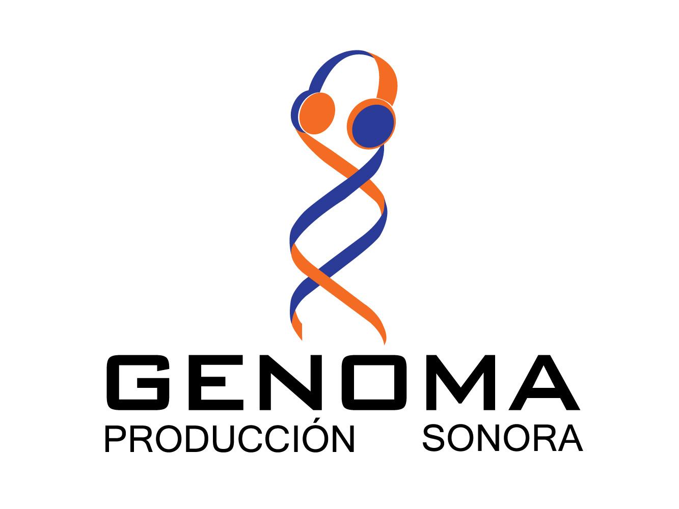 Genoma Produccion Sonora